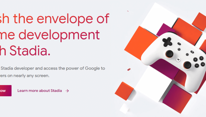 4000 Game Developers Are Interested to Google Stadia 1 Game