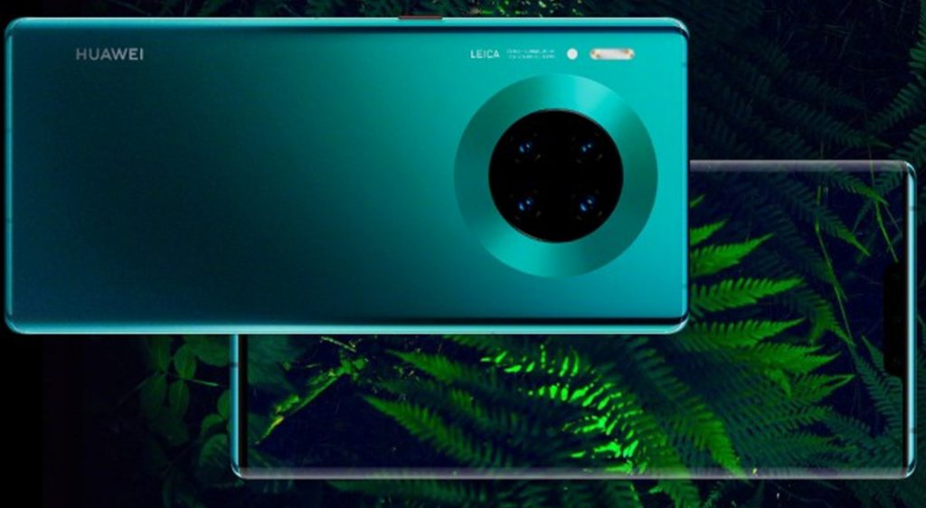 HUAWEI Mate 30 Pro Outs! Kirin 990, Quad Camera, and 4.500mAh Battery 3 Android