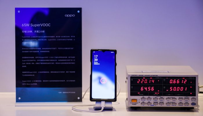 OPPO SuperVOOC 2.0 to Charge in 30 Minutes 7 Android